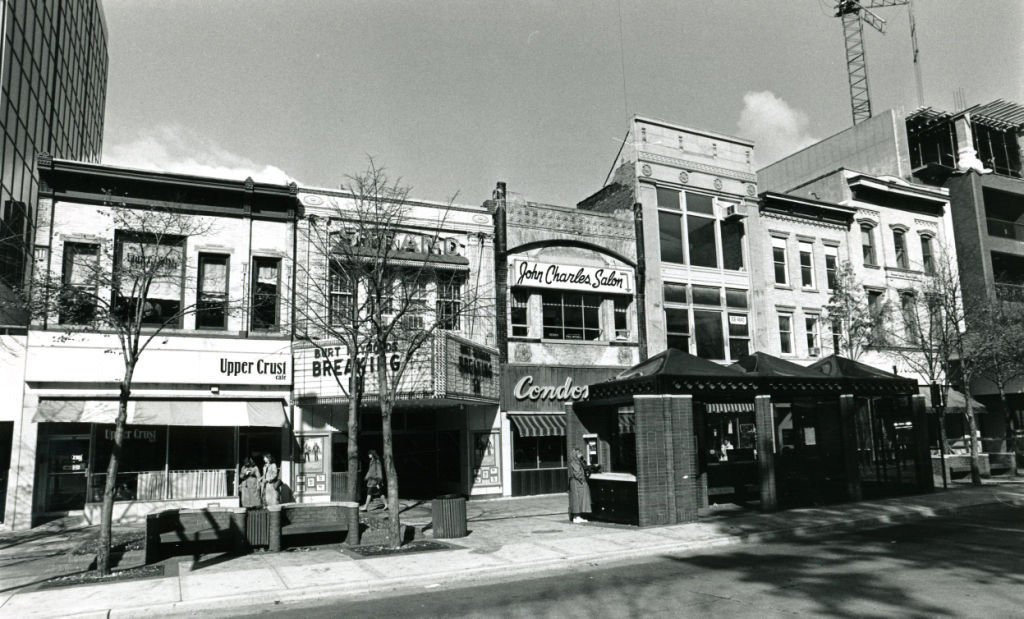 Throwback photos: Shopping on Capitol Square over the years
