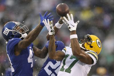 Davante Adams - Packers Giants