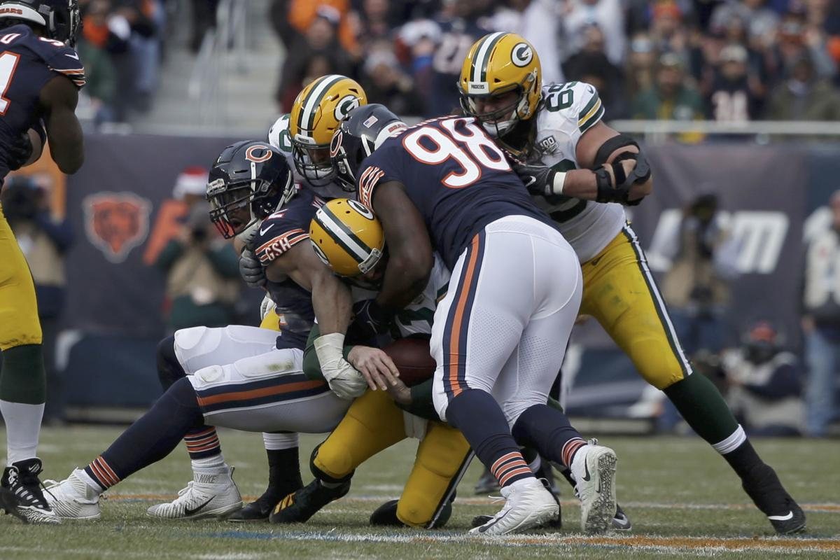 57da9a2c5 Photos: Chicago Bears 24, Green Bay Packers 17 | Pro football | madison.com