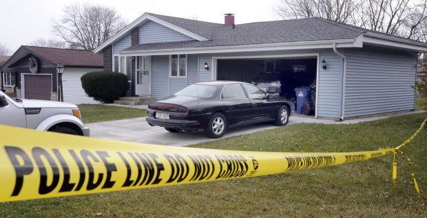 Scene of stabbing homicide