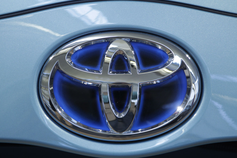Toyota Ornament