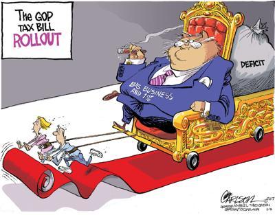 Deficit cartoon
