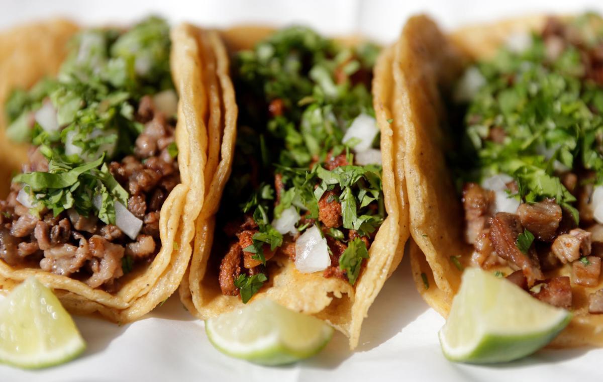 Gloria's tacos