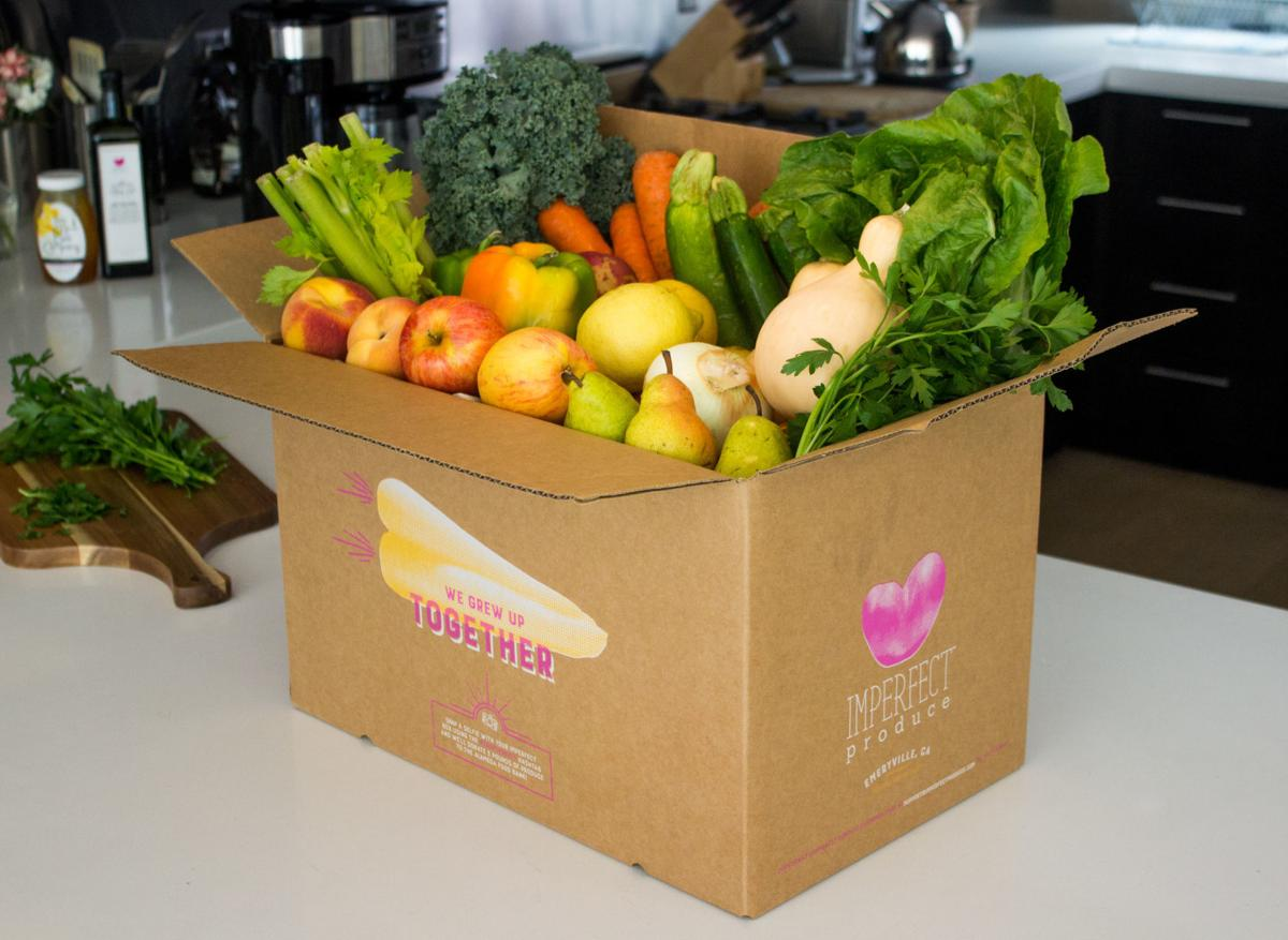 New to Madison, Imperfect Produce delivers unlovely veggies