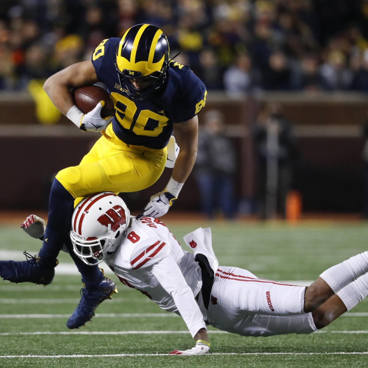 Health aside, Badgers secondary hopes to build off Michigan
