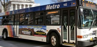 Madison Metro bus, State Journal generic file photo