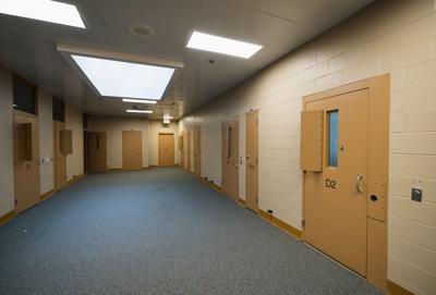 Juvenile Detention Center (copy) (copy)