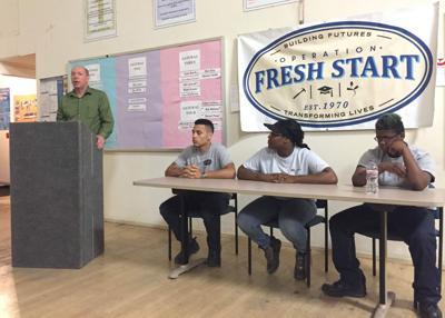Operation Fresh Start announcement