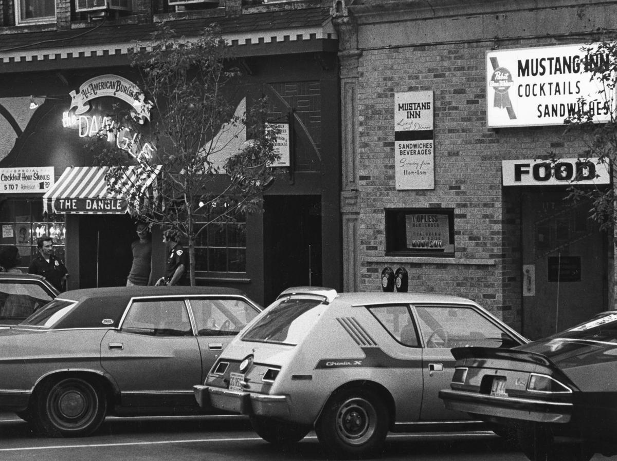 Throwback Photos Madison Area Bars Youll Never Drink At Again Part  Madison Com Bars Clubs Madison Com