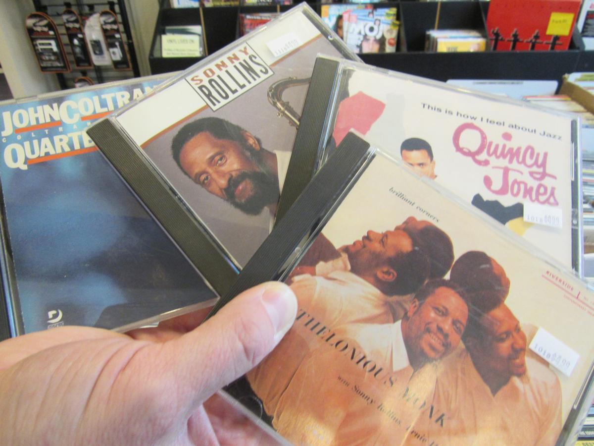 Ben Sidran CD collection