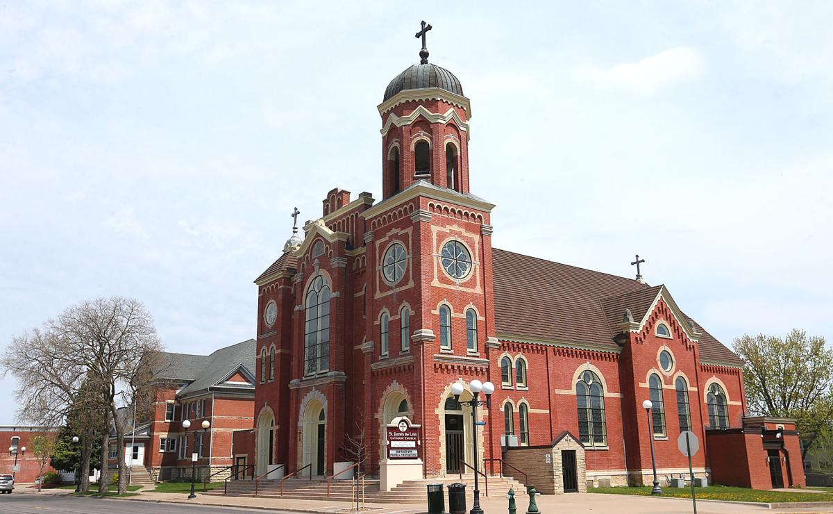 St. James the Less Catholic Church