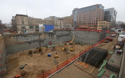 Judge Doyle Square construction (copy)