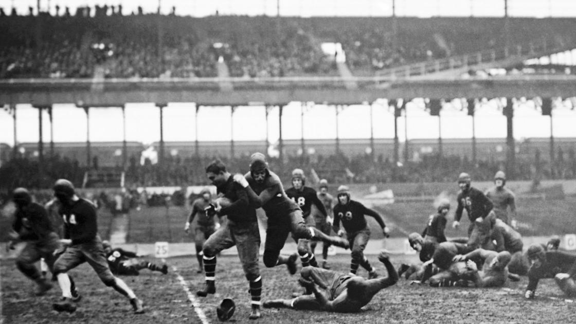 Packers at 100   In the beginning: A look at how the Packers began