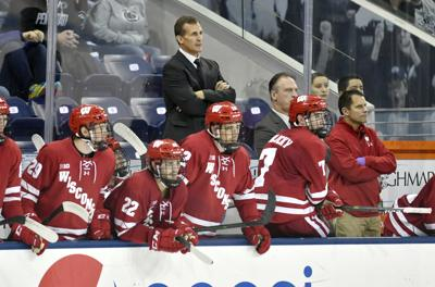 Wisconsin Penn St Hockey
