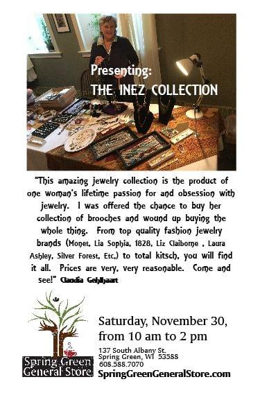 The Inez Jewelry Collection