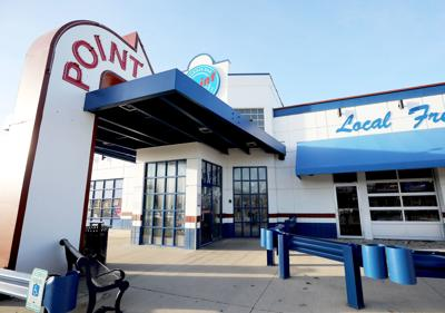 Point Burger Bar exterior