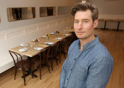 An artistic appetite: Evan Gruzis