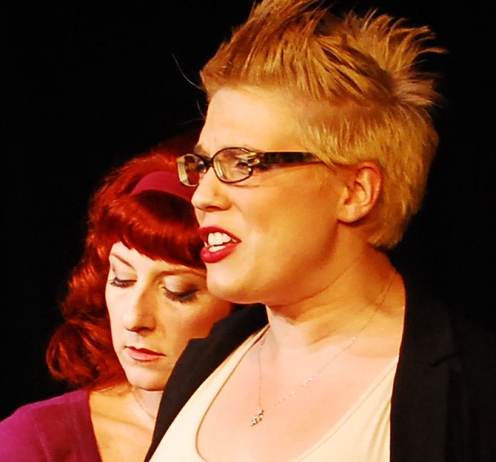 Love Death Brains, Sarah and Mallory