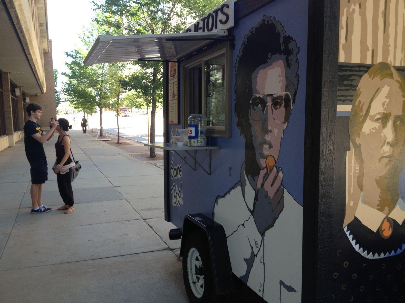 Madison food cart closing for good after crash destroys truck