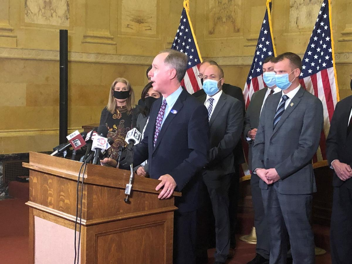 Robin Vos and other GOP leaders