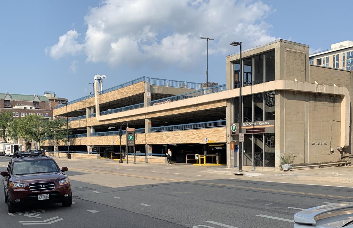 State Street Campus Garage