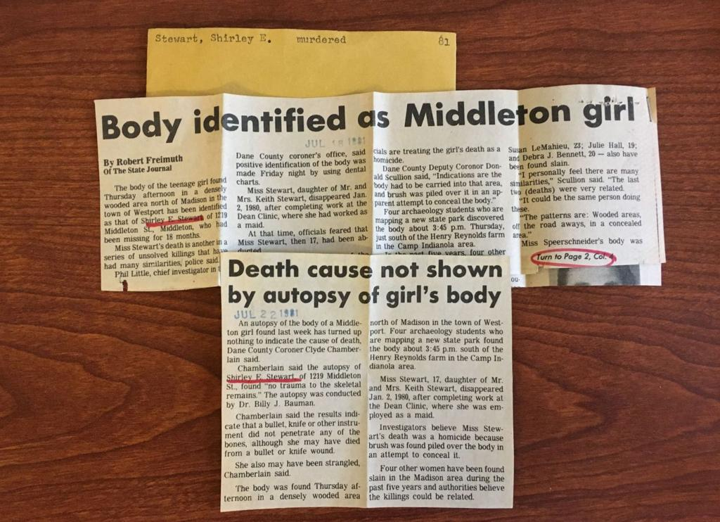 Getting away with murder: Probing 30 years of Madison area's