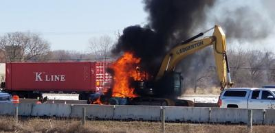 Car in fiery, fatal I-94 crash in Racine County linked to