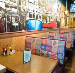 Take a Seat at Joey's Seafood & Grill
