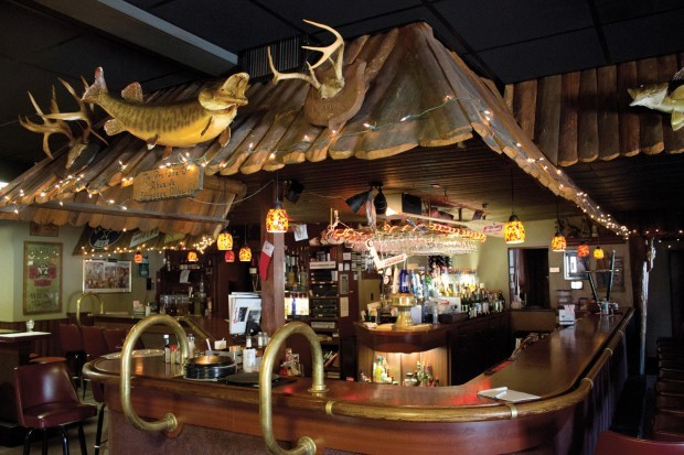 Smoky's bar
