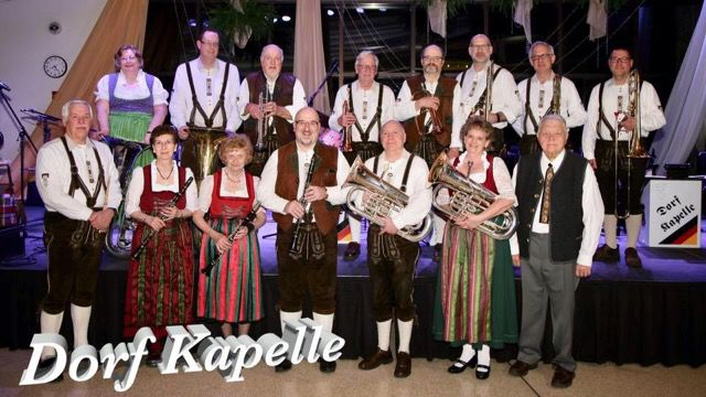 Dorf Kapelle Band
