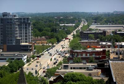 East Washington Avenue corridor