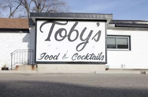 Toby's Supper Club, exterior