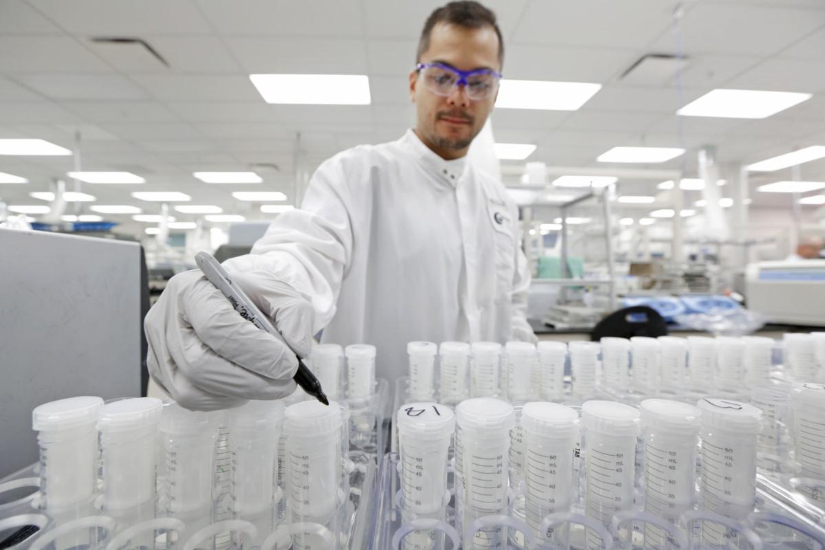 Exact Sciences Mayo Clinic Say They Ve Developed Blood