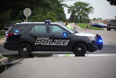Fitchburg police squad car, generic file photo