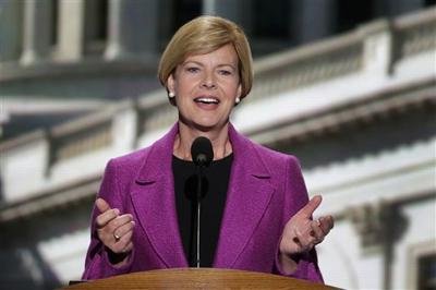 Tammy Baldwin speech at DNC 9/6/12