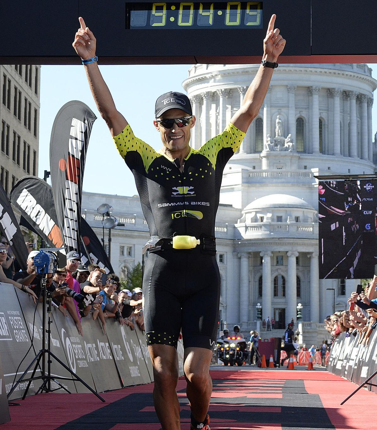 Madison Native And Uw Grad Who Was >> Madison Native Finishes Fourth In Ironman Ex Illinois Track Athlete