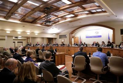 Budget committee set to take first votes on 2017-19 spending plan