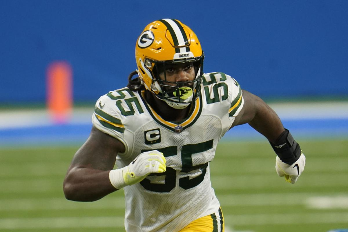 Packers concerned about star pass rusher Za'Darius Smith's back, whether he'll be ready for season | Pro football | madison.com