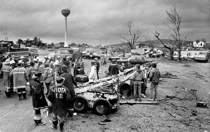 Barneveld tornado 1