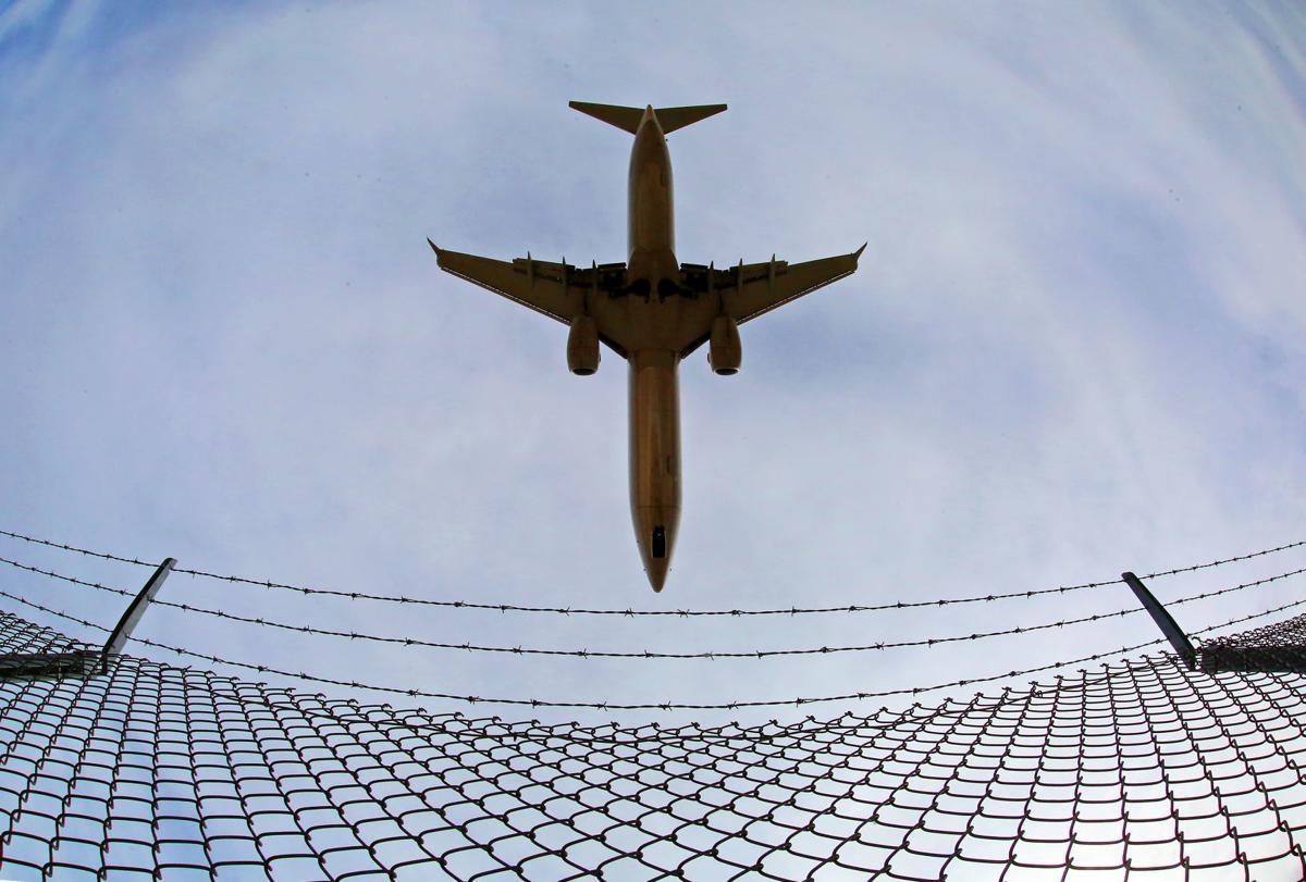 Airport Jet