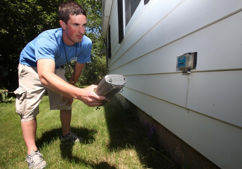 City Officials Insist New Water Meters Are Safe After Concerns Raised Over Radio Emissions Local Government Madison Com