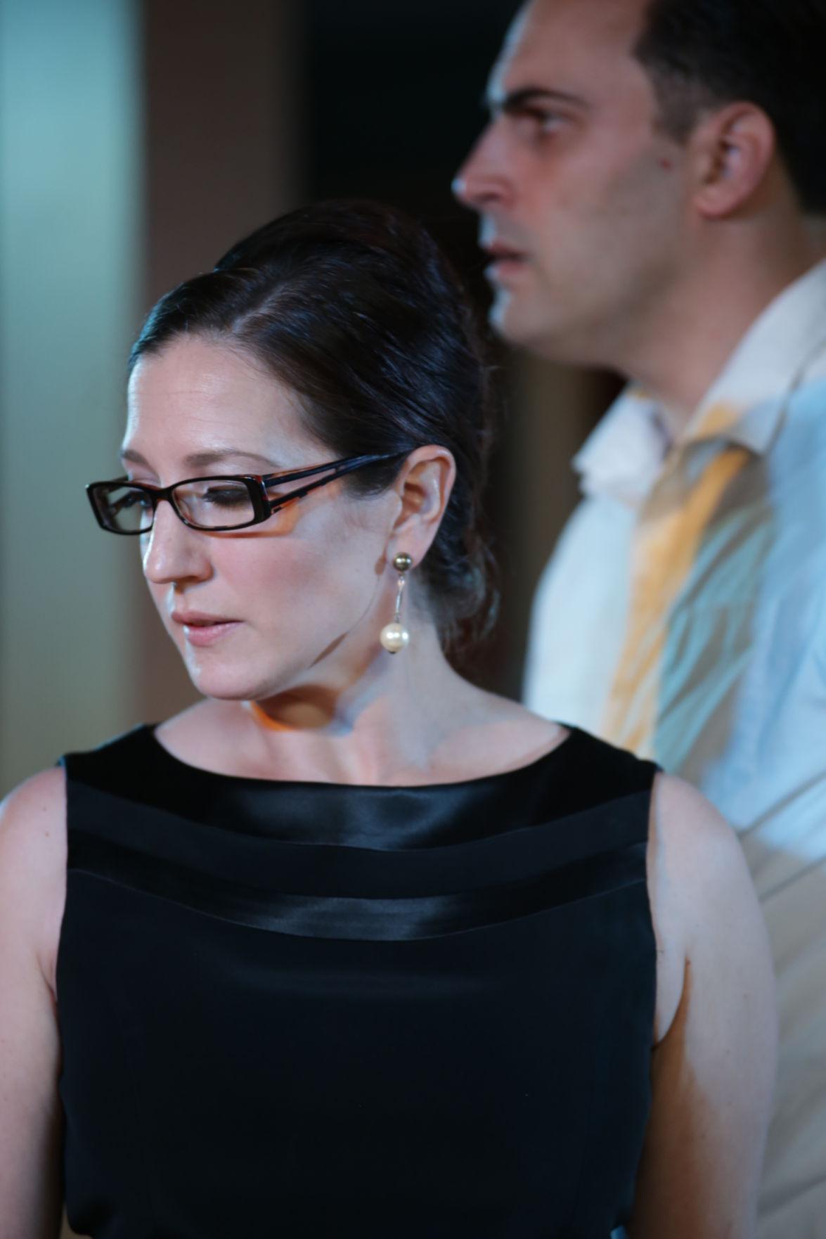 Liz Griffith in Nine