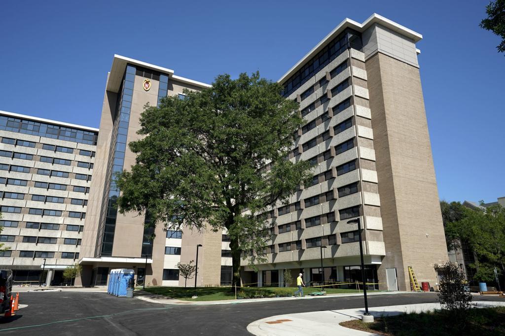 Inside UW-Madison's renovation of Witte Hall: AC, nongender