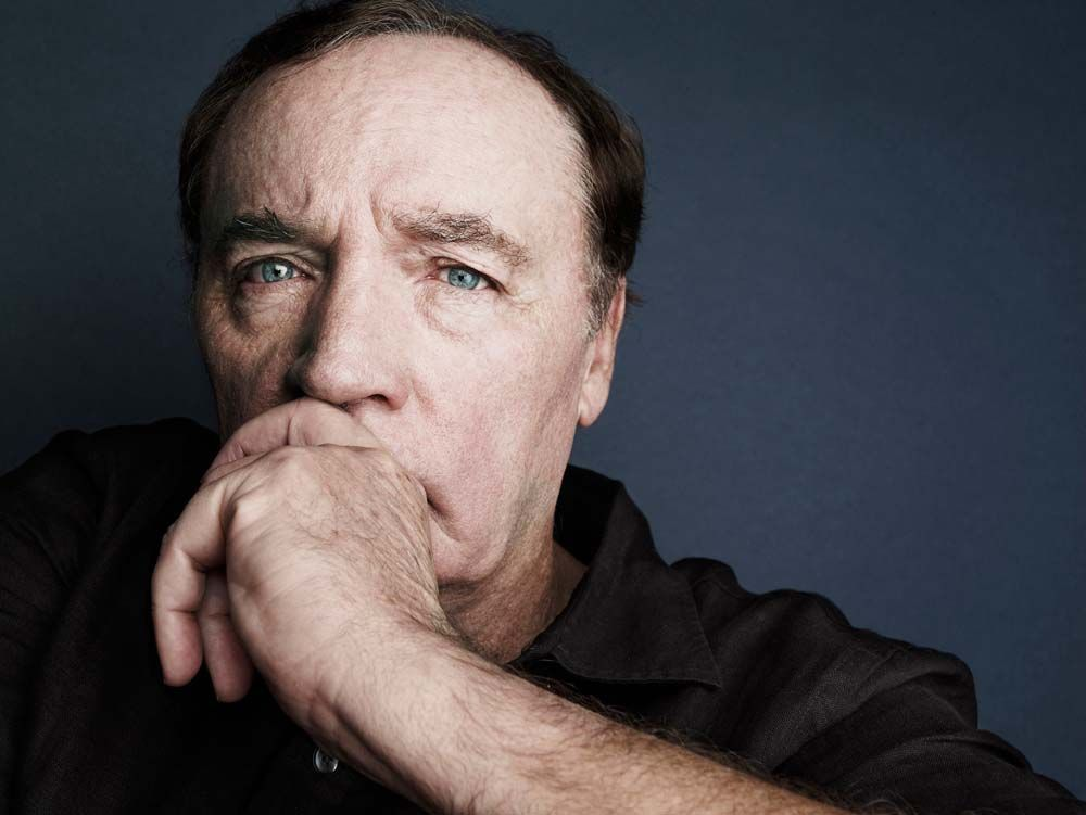 world s no 1 bestselling author james patterson coming to wisconsin