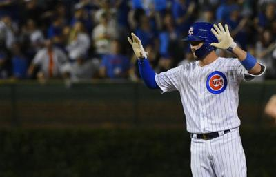 Kris Bryant, AP photo
