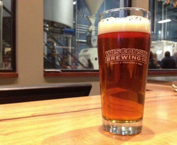 Wisconsin Brewing Amber Lager