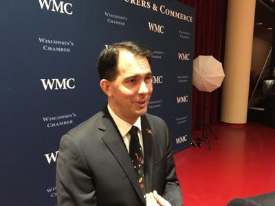 Working To Send Scott Walker His Layoff >> Scott Walker Says He Won T Announce 2018 Decision Until After Budget