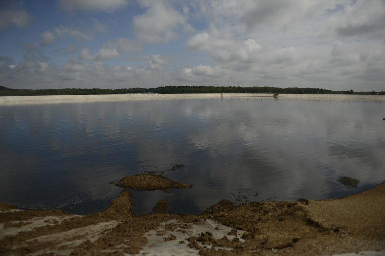 Kewaunee manure lagoon