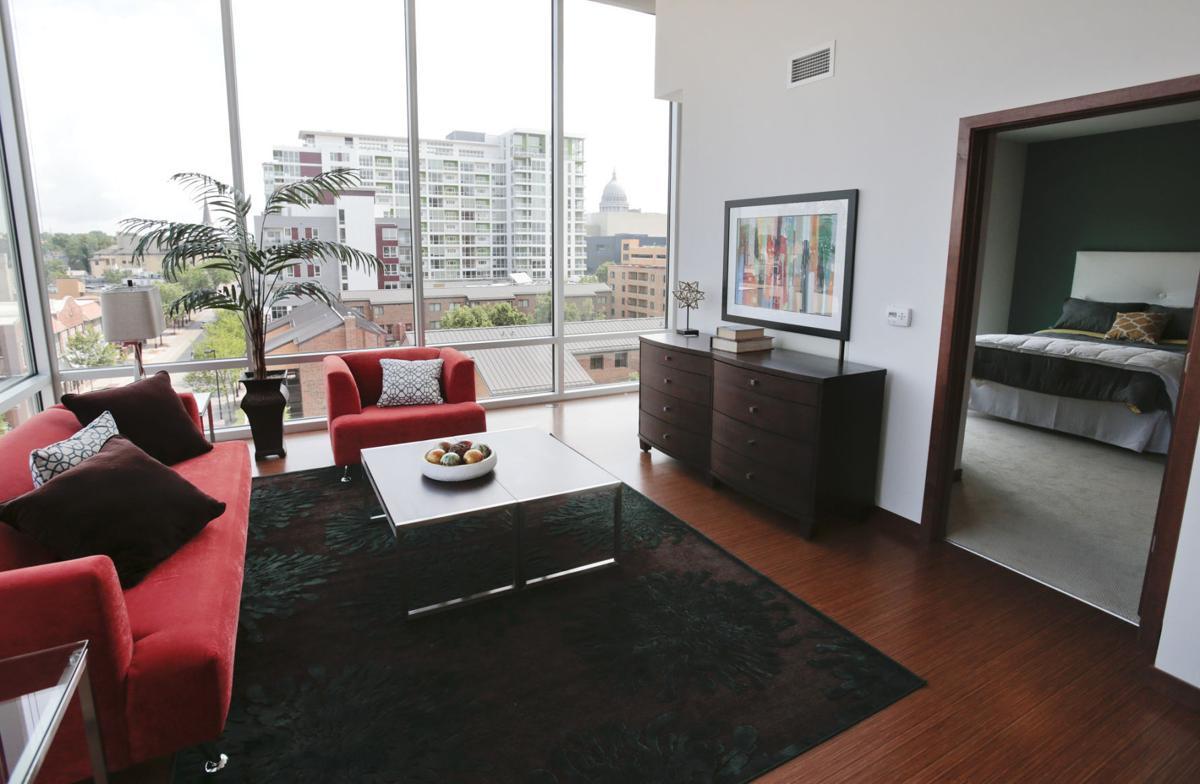 Model apartment image