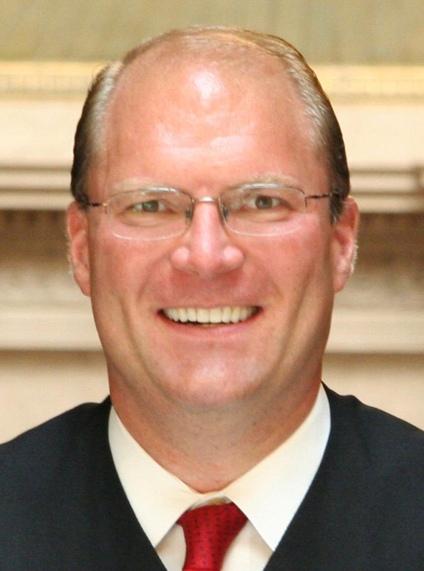 Wisconsin Supreme Court Justice Michael Gableman headshot